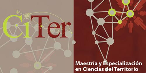 Especialización en Ciencias del Territorio