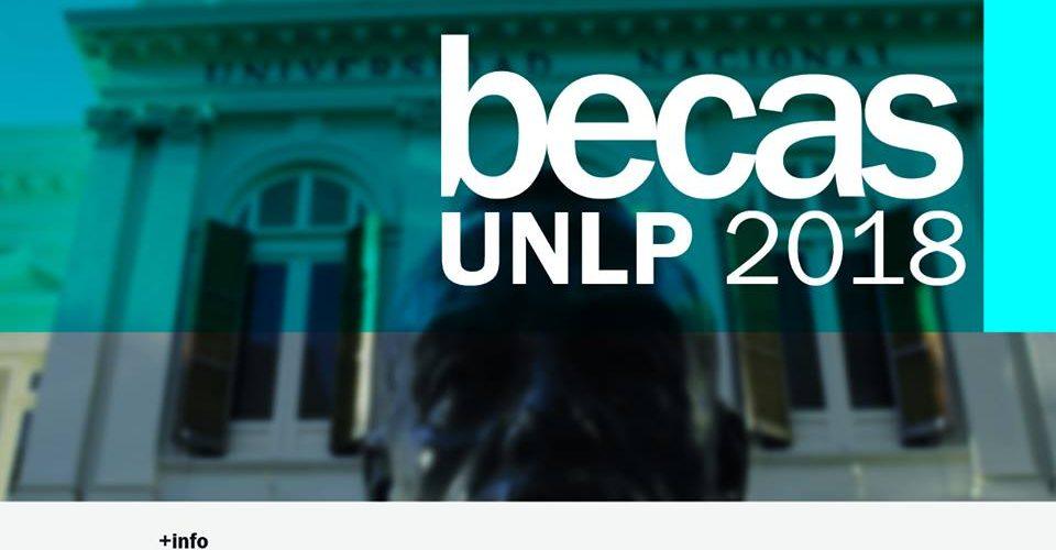 Becas UNLP
