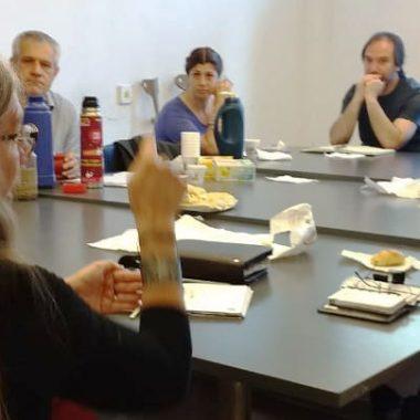 Reunión de la Comisión Universitaria Discapacidad