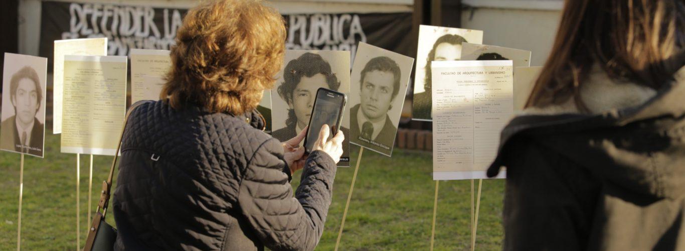 Entrega de legajos reparados: Homenaje en la FAU a las víctimas del terrorismo del Estado