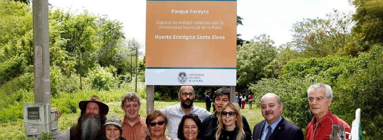 Inauguración del 10° Centro Comunitario de Extensión UNLP