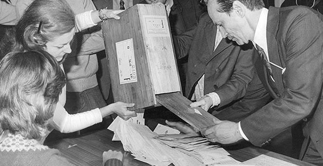 35 años de Democracia: 1983 – 2018