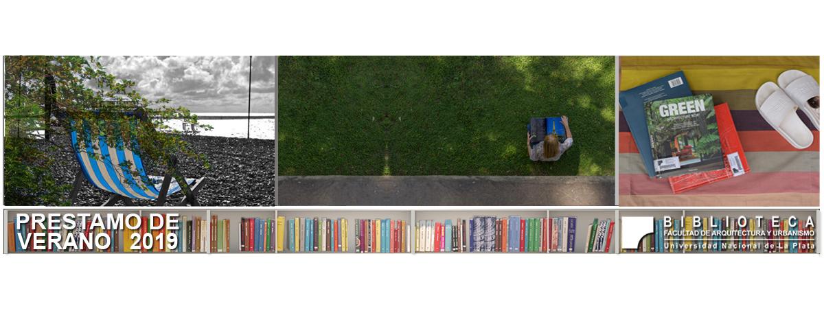 Biblioteca. Préstamo de Verano 2019