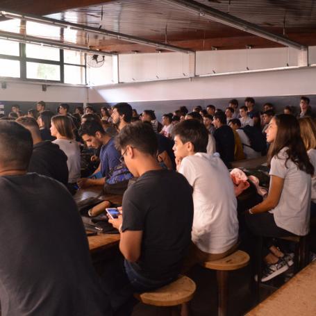 Más de 1200 nuevos estudiantes iniciaron el Curso Introductorio 2019