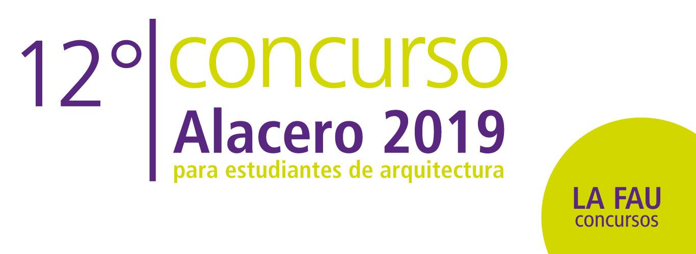 Concurso Alacero para Estudiantes de Arquitectura 2019