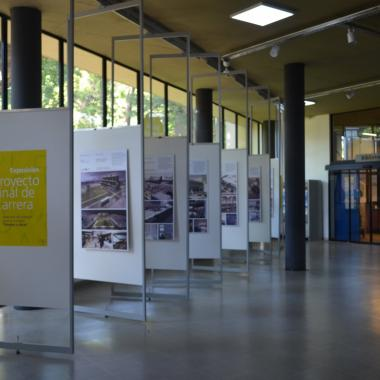 """Exposición """"Proyecto Final de Carrera"""""""