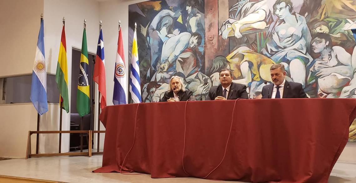 La FAU participó del encuentro Pre ARQUISUR 2019