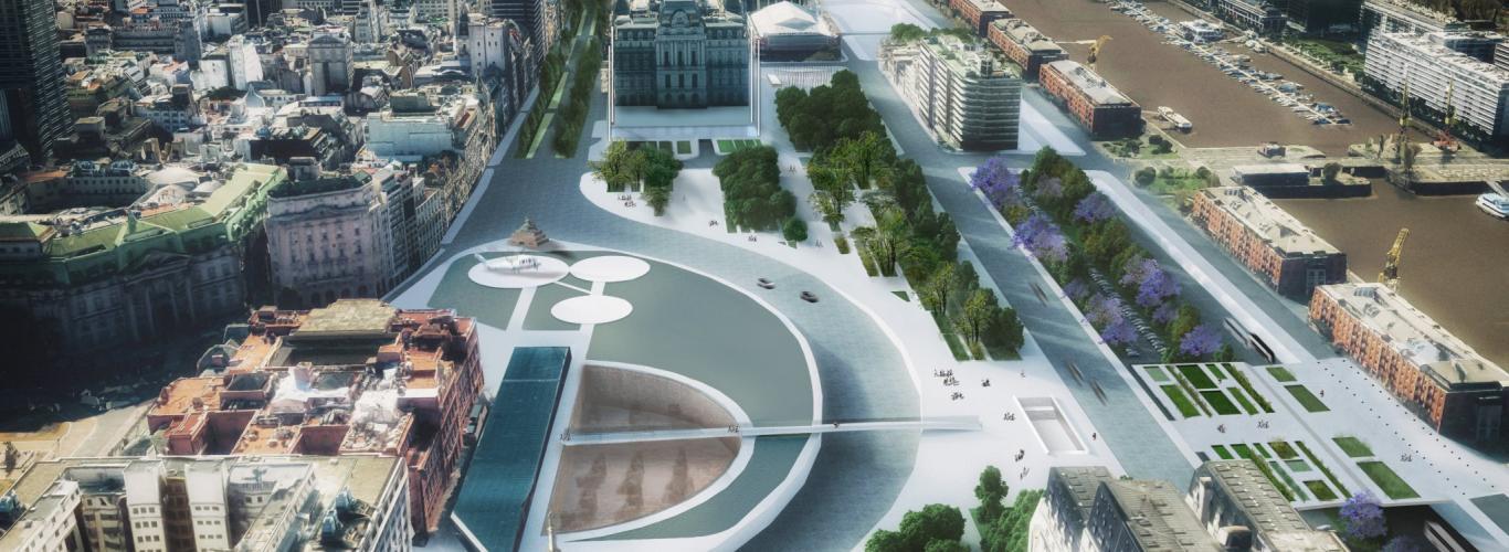 Miradas y discusión sobre la intervención urbana: el Paseo del Bajo
