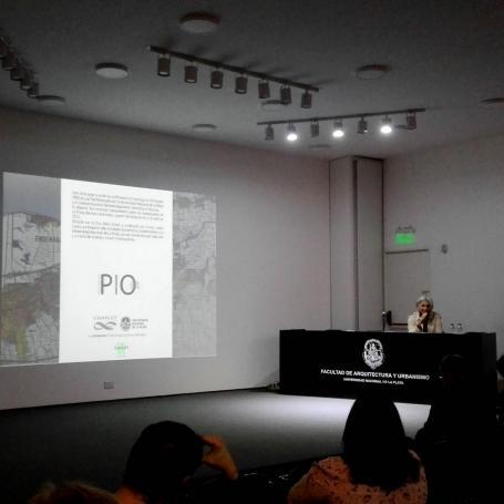 Se presentó el libro «Inundaciones por lluvia en el sur de la región metropolitana de Buenos Aires»