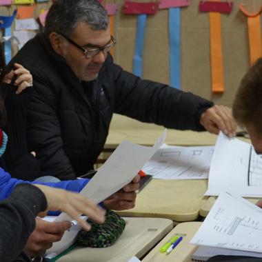 Iniciaron cursos de lectura de planos en Brandsen y Berazategui