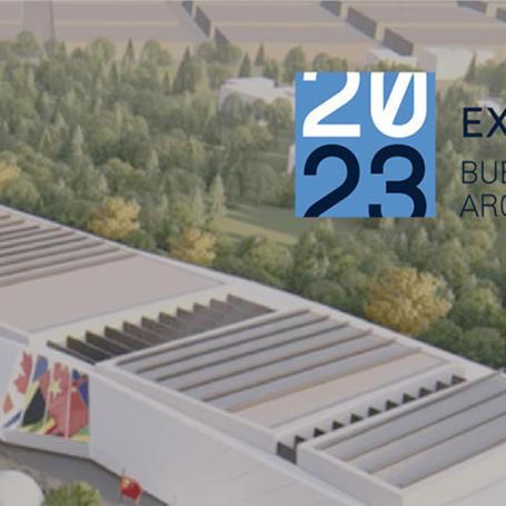 Seis concursos internacionales de ideas: Expo 2023 Argentina Buenos Aires