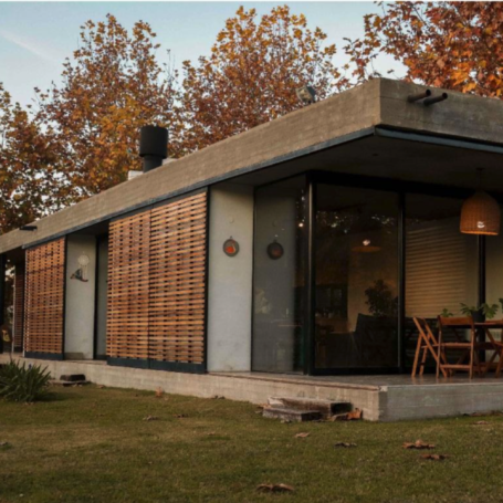 Docentes y graduados FAU obtuvieron el premio CAPBAUNO / Arquitectura Construida