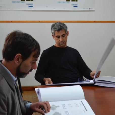 Estudiantes de la FAU fueron seleccionados para participar del Premio Aroztegui