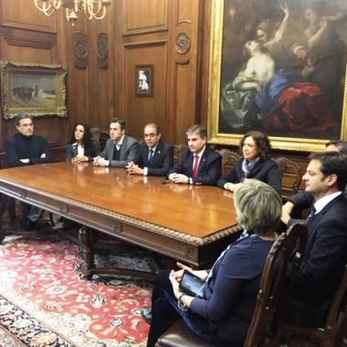 Doctorado FAU: Doble Titulación con Universidades de España, Chile y México