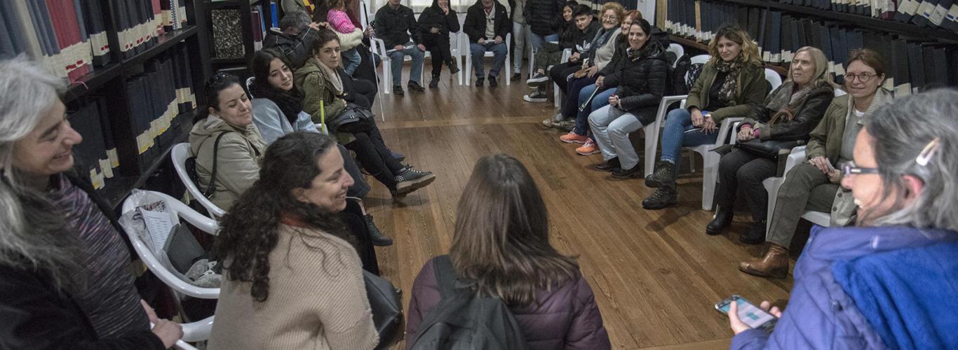 """""""Personas ciegas en la ciudad"""": un proyecto para repensar la percepción del espacio"""