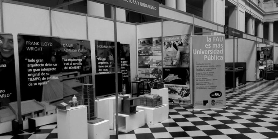 La FAU participará de la 17º Expo Universidad