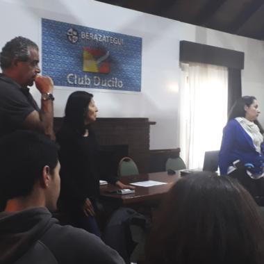 """Dio inicio el curso """"Lectura de Planos Digitales"""" en Berazategui"""