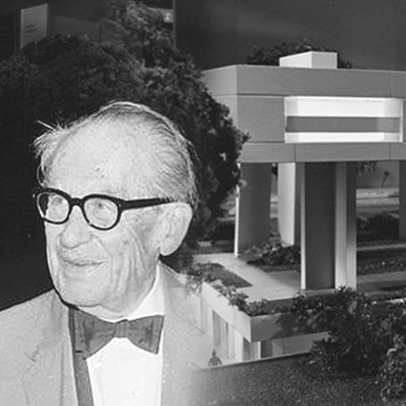 """Conferencia """"Amancio Williams, Walter Gropius y la Embajada Alemana"""""""