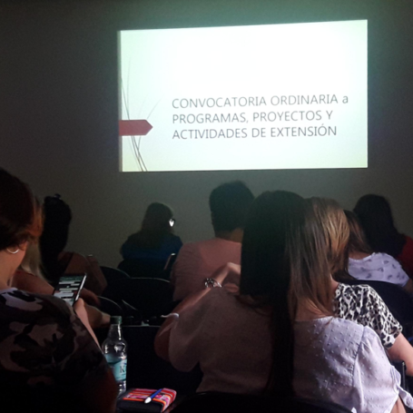 Prórroga para la Convocatoria Ordinaria a Programas y Proyectos de Extensión