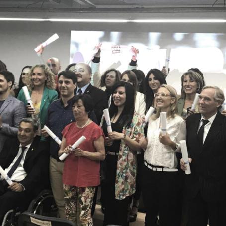 Acto de reconocimiento a Egresadas Distinguidas de Posgrado 2018