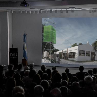 La FAU presentó su nueva sede: FAUtec