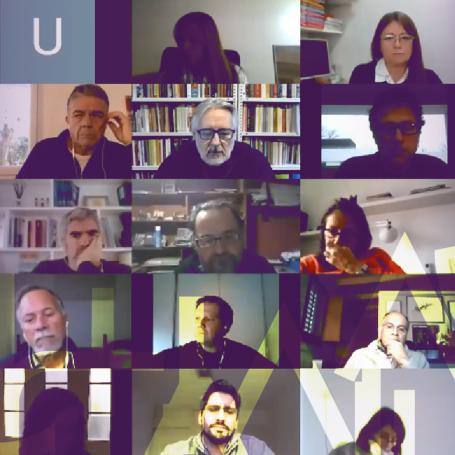 Se realizó en forma virtual una reunión extraordinaria del Consejo Directivo FAU
