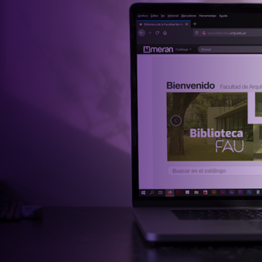 La Biblioteca FAU continúa con sus servicios virtuales
