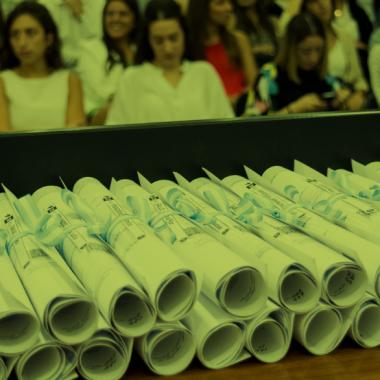 La UNLP brindó el tradicional reconocimiento a egresado/as distinguido/as 2019