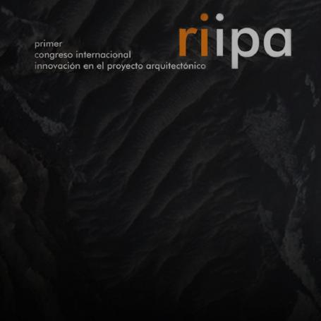 Congreso Internacional de Innovación en el Proyecto Arquitectónico