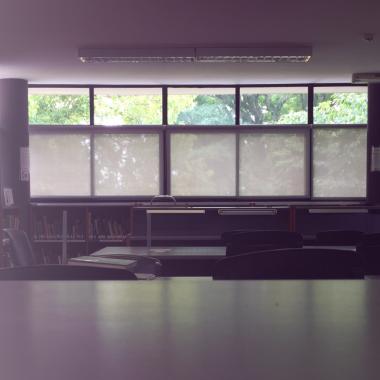Biblioteca FAU durante el Receso de invierno