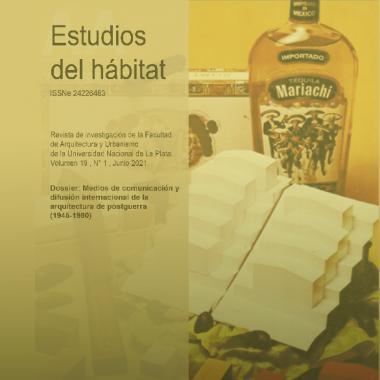 Estudios del Hábitat presenta un dossier sobre Medios de comunicación y difusión internacional de la Arquitectura de posguerra