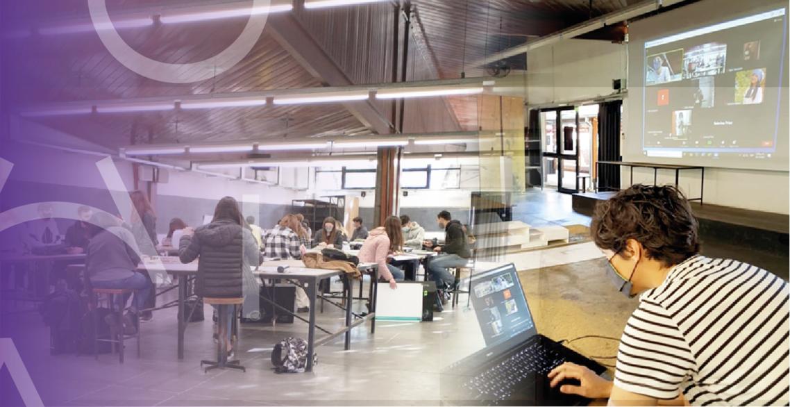 Cierre de cursadas 2021 y continuidad de la presencialidad de los 12 talleres de Arquitectura
